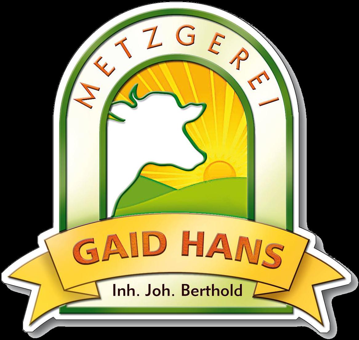 Metzgerei Gaid Hans Logo